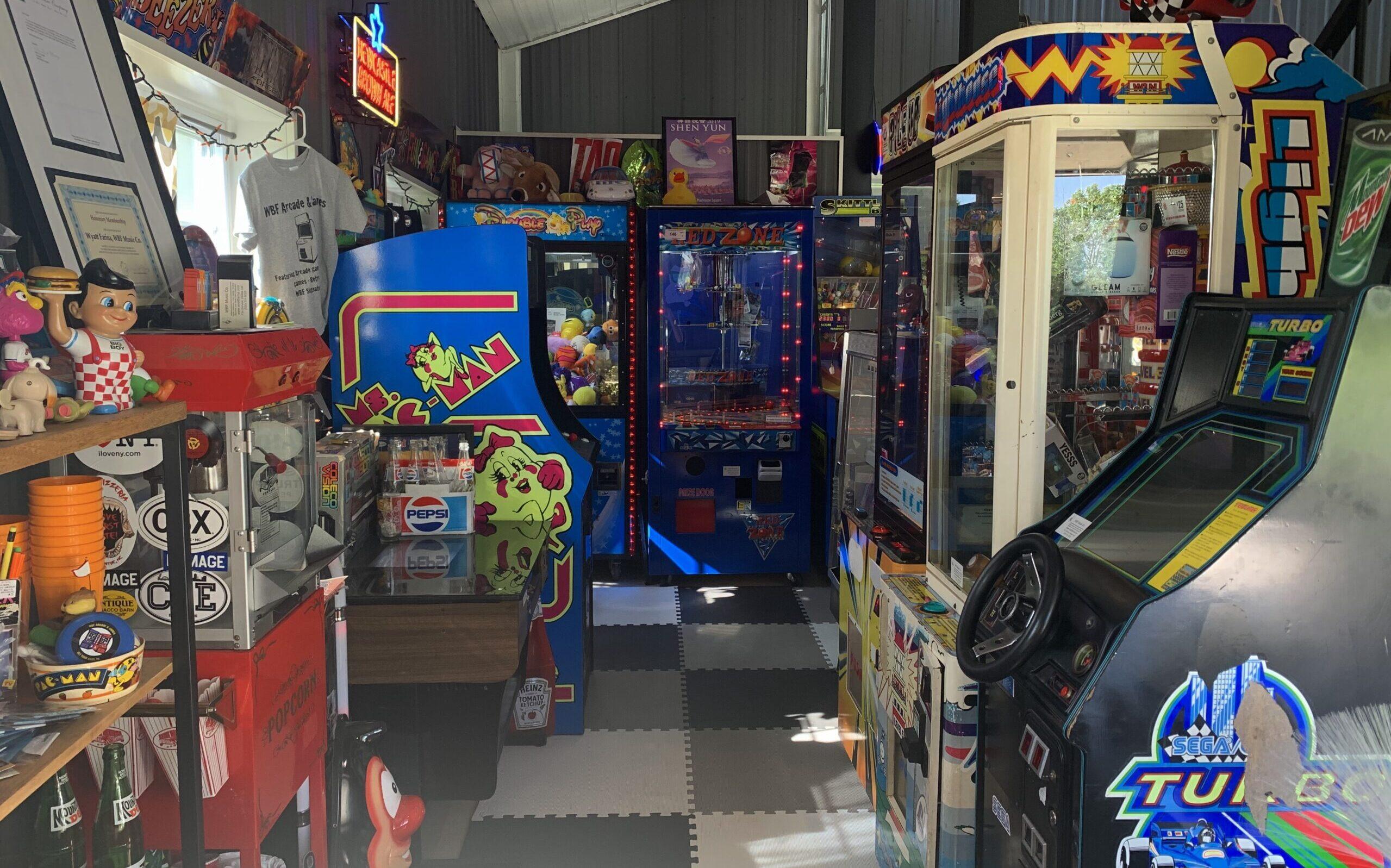 WBF Arcade